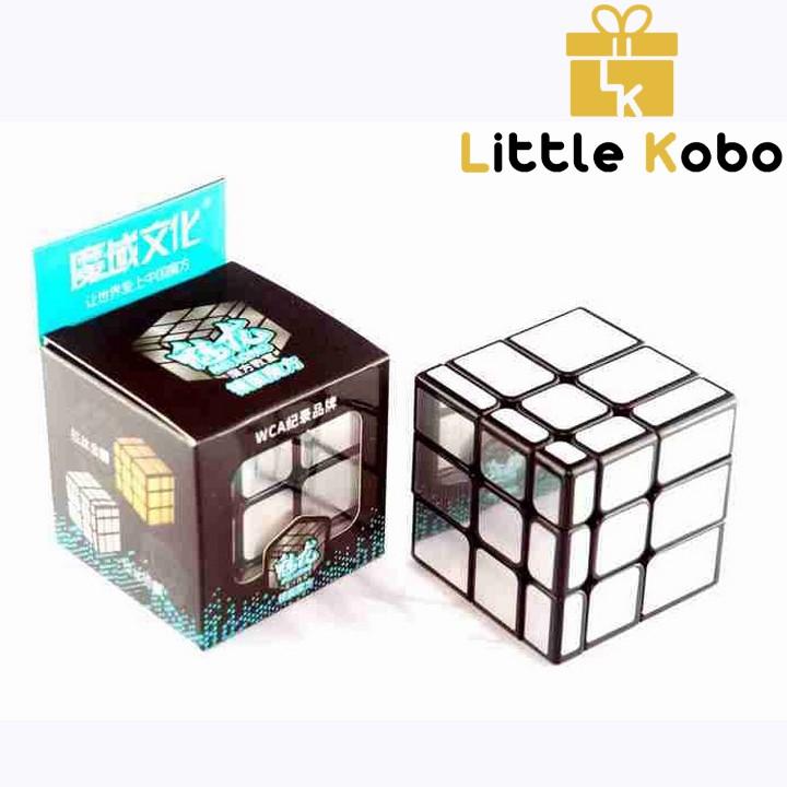Rubik Biến Thể MoYu MeiLong Mirror Cube 3×3 Rubic Gương