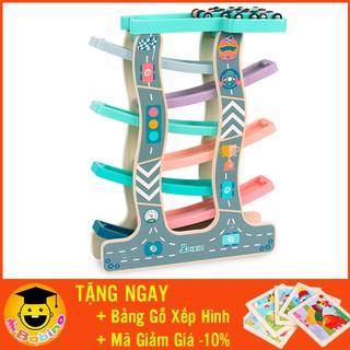 đồ chơi cho bé 💥 Free Ship 250K 🎁 [Mã BABINO5 giảm 5%] Đường Đua Ô Tô Nhiều Tầng