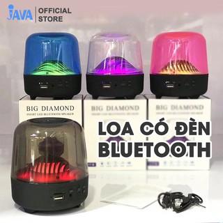 [Mã ELFLASH5 giảm 20K đơn 50K] [Có Đèn LED] Loa Bluetooth Không Dây Có Đèn Nháy Cực Chill - Bass Hay - Nhỏ Gọn