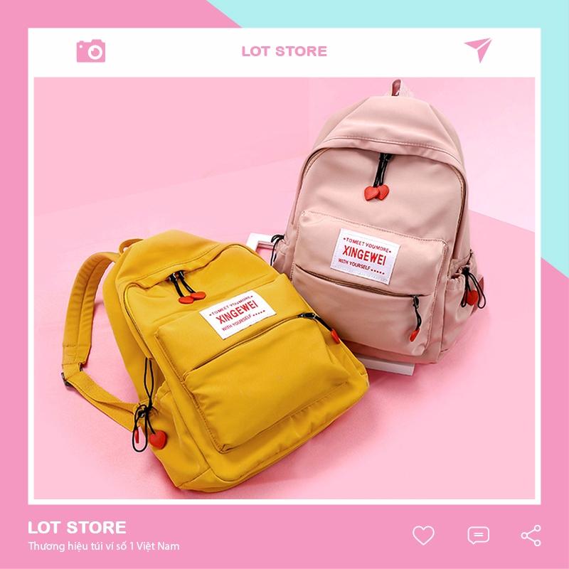 Balo laptop du lịch đi học mini nữ đẹp SOTANO BL62