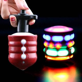 con quay đồ chơi spinner phát quang, giúp giảm stress