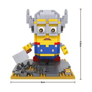 Mini blocks Minions THOR