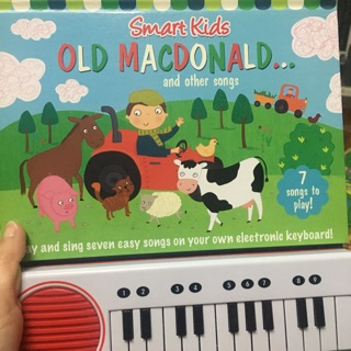 Đồ chơi – piano book