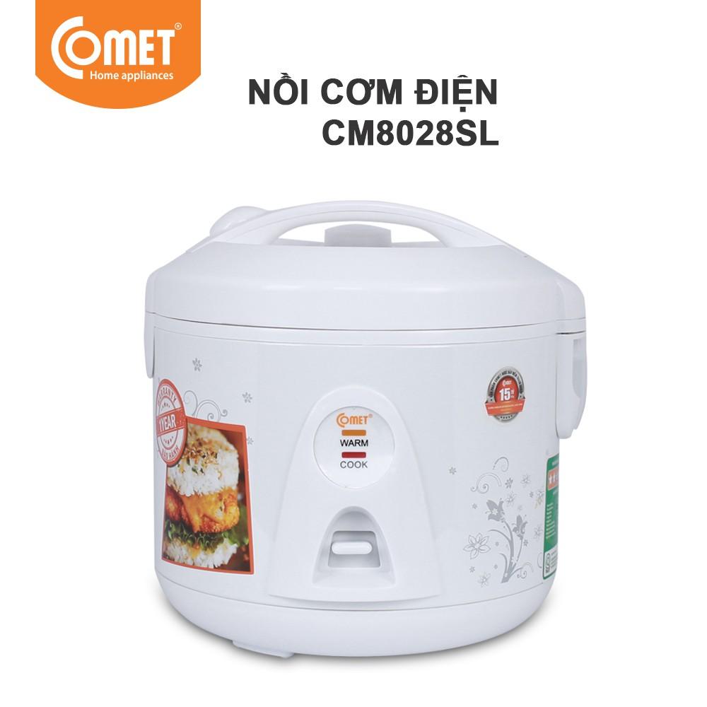 Nồi cơm điện Comet CM8028 1.2L - 3126482 , 1039986777 , 322_1039986777 , 462000 , Noi-com-dien-Comet-CM8028-1.2L-322_1039986777 , shopee.vn , Nồi cơm điện Comet CM8028 1.2L