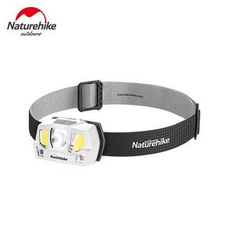 Đèn pin đội đầu Naturehike NH18T004-E du lịch, dã ngoại chuẩn hàng chính hãng