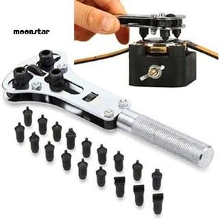 Cờ lê mở nắp vỏ đồng hồ dùng cho sửa chữa tiện dụng thumbnail