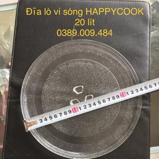 Đĩa lò vi sóng HAPPYCOOK 20 lít