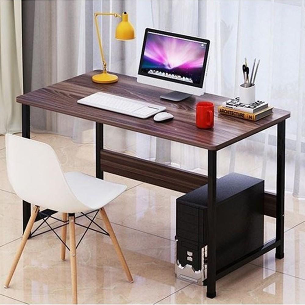 𝗖𝗼𝗺𝗯𝗼 bàn làm việc 𝐤𝐢𝐞̂̉𝐮 𝐡𝐚̀𝐧 và ghế eames phong cách trẻ trung hiện đại, lắp ráp thông minh, mặt bo góc an toàn.