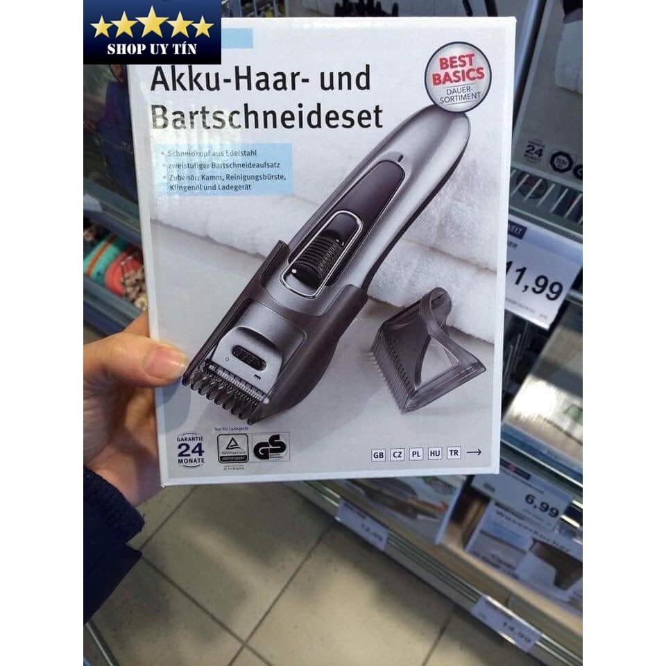 Tông đơ cắt tóc trẻ em Đức