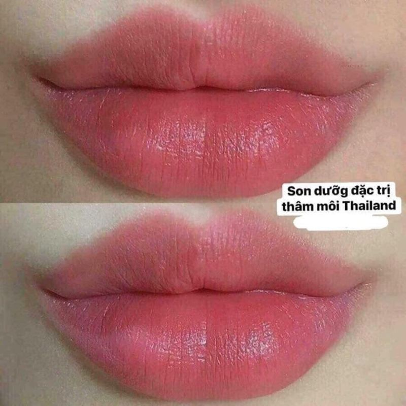 Son dưỡng môi hồng LIPS ?CARE Thailand giá rẻ