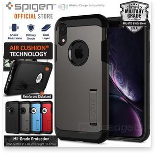 Ốp Iphone XR Spigen Tough Armor
