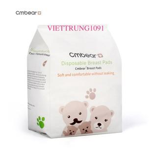 Miếng lót thấm sữa Cmbear (Bich 108 miếng) chính hãng (Sỉ=lẻ)
