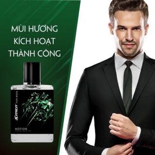Nước hoa xmen for boss mùi motion 49ml full hộp sang trọng thumbnail