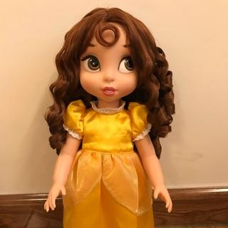 Búp bê Disney Animator Belle chính hãng năm 2016