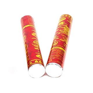 Combo 6 cây Pháo giấy Kim tuyến (loại 40cm)