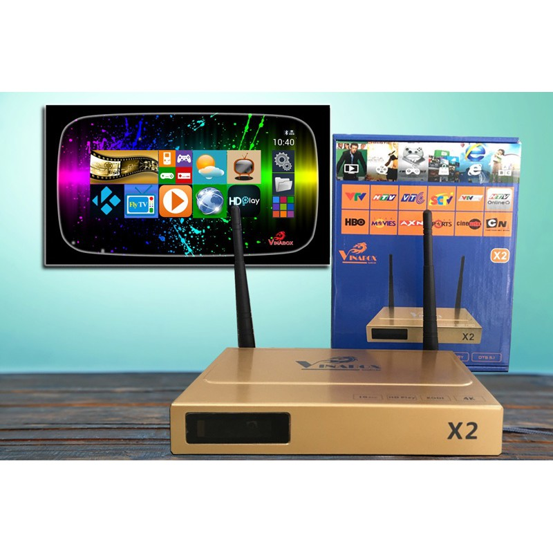 ANDROID TV BOX VinaBox X2 Chuyển Tivi thường thành Smart Tivi Thông Minh - 2598267 , 1087128812 , 322_1087128812 , 619000 , ANDROID-TV-BOX-VinaBox-X2-Chuyen-Tivi-thuong-thanh-Smart-Tivi-Thong-Minh-322_1087128812 , shopee.vn , ANDROID TV BOX VinaBox X2 Chuyển Tivi thường thành Smart Tivi Thông Minh