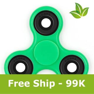 [Giá Tốt] Đồ Chơi Con Quay Giúp Xả Stress Fidget Spinner (nhiều màu giao ngẫu nhiên)