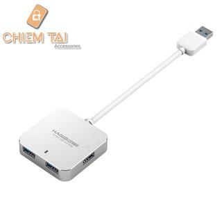 [Mã ELMAR10K giảm 10K đơn 20K] Hub mở rộng 4 cổng USB 3.0 Hagibis H41 thumbnail