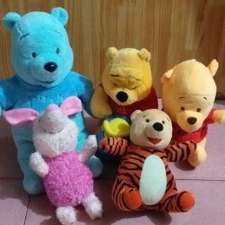 Set gấu pooh