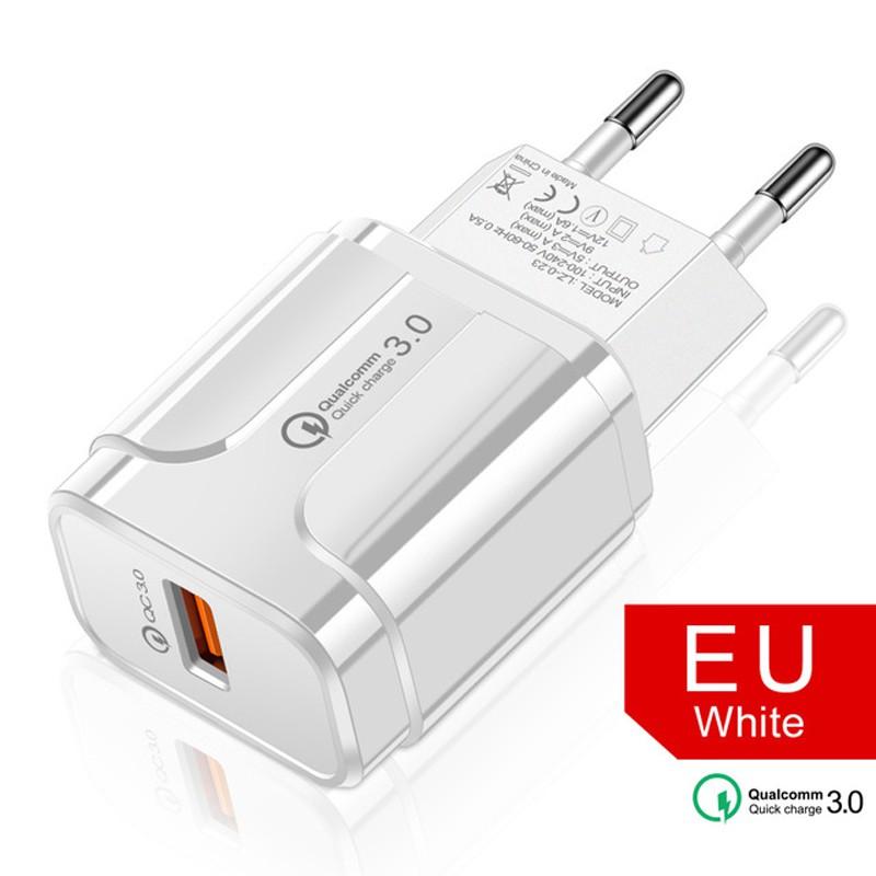 Cốc Sạc Nhanh Koosuk USB 3.0 An Toàn Cho Máy Tính Bảng 5V 3A