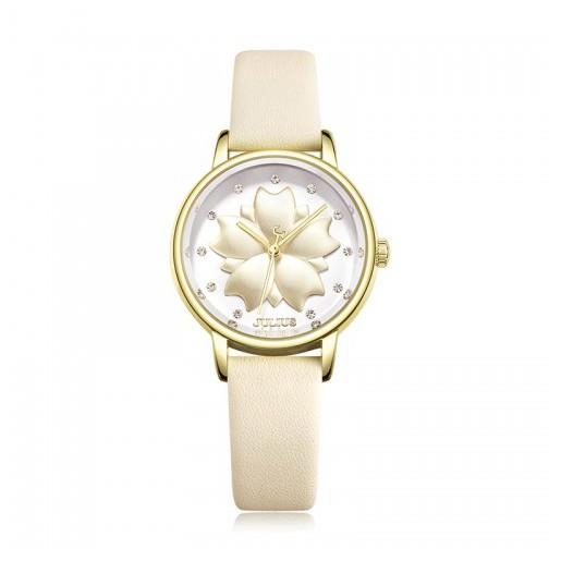 Đồng hồ nữ dây da Julius JA-1000B (KEM) chính hãng Hàn Quốc - 3607441 , 1318983335 , 322_1318983335 , 892584 , Dong-ho-nu-day-da-Julius-JA-1000B-KEM-chinh-hang-Han-Quoc-322_1318983335 , shopee.vn , Đồng hồ nữ dây da Julius JA-1000B (KEM) chính hãng Hàn Quốc