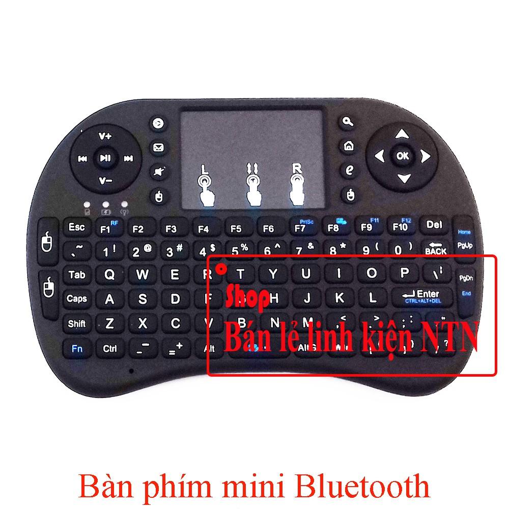 Bàn phím mini Bluetooth