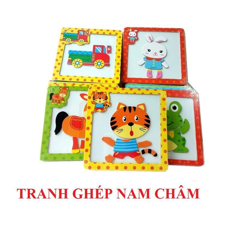 Combo 5 tranh ghép nam châm - Đồ chơi giáo dục gỗ an toàn cho bé - 10016034 , 694322607 , 322_694322607 , 150000 , Combo-5-tranh-ghep-nam-cham-Do-choi-giao-duc-go-an-toan-cho-be-322_694322607 , shopee.vn , Combo 5 tranh ghép nam châm - Đồ chơi giáo dục gỗ an toàn cho bé