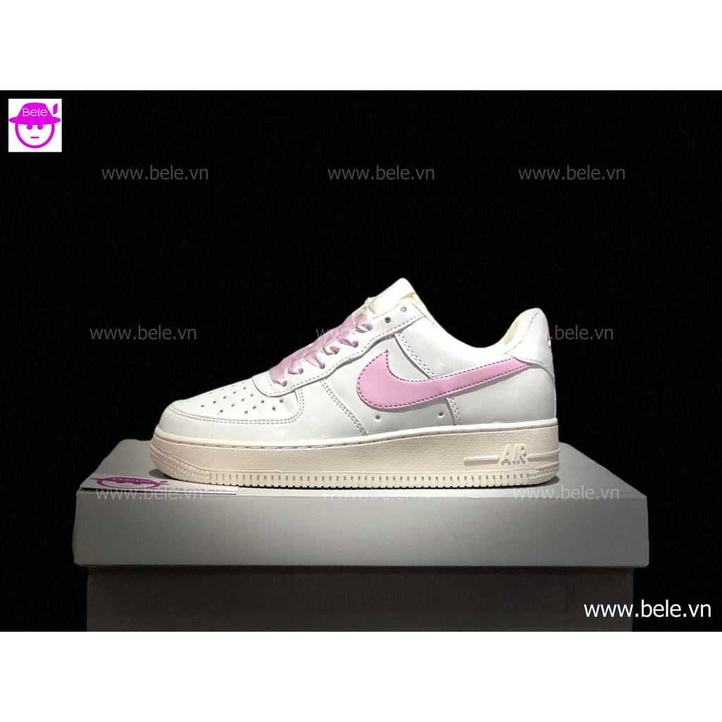 Giày Nike Air Force 1 trắng