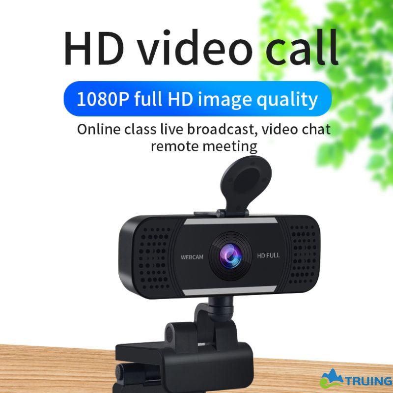 Camera Usb W18 1080p 4k Hd Cho Máy Tính