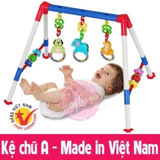 Kệ Chữ A K1 Nhựa Chợ Lớn Chính Hãng An Toàn Cho Bé – Made in Việt Nam