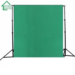 Vải phông nền chụp ảnh màu xanh lá chất lượng cao thumbnail