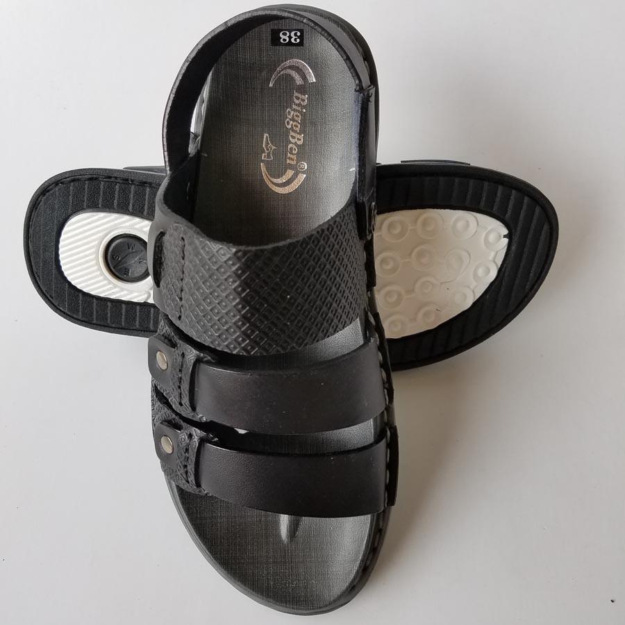 Giày SanDal Nam HKT Shop Da Bò Thật Cao Cấp SD145