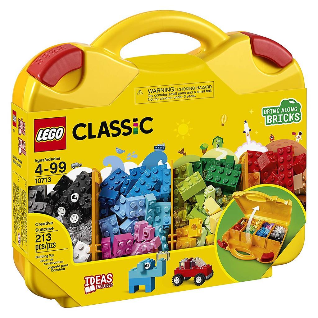 LEGO Vali Classic Sáng Tạo 10713