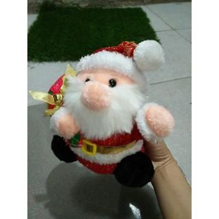 Gấu Bông Hình Ông Già Noel