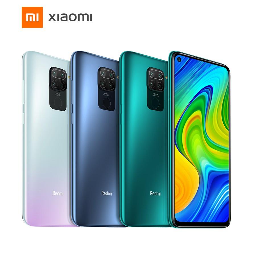 [Mã ELNOTE9NEW giảm 350K] Điện thoại Xiaomi Redmi Note 9 3GB/64GB - Hàng chính hãng - Bảo hành điện tử 18 tháng