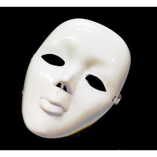 Đồ chơi hóa trang Mặt Nạ Trắng - Jabbawockeez (Nữ)-y55 hàng chất thời trang