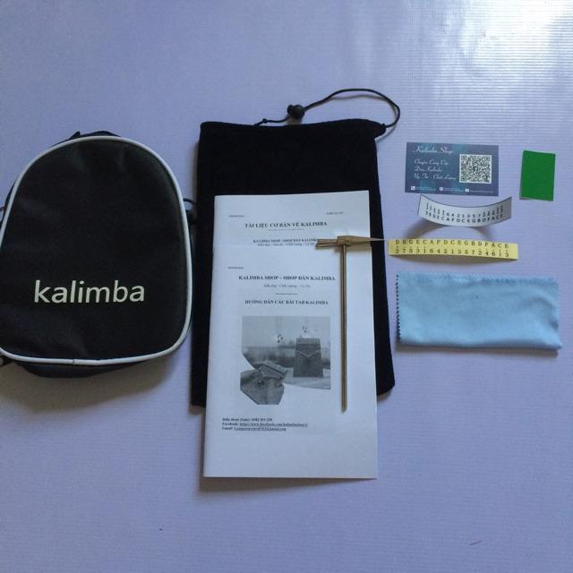 Đàn Kalimba ares AR01