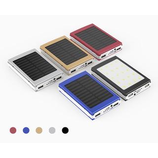 Vỏ sạc dự phòng năng lượng mặt trời 5cell không pin