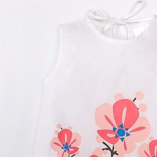 Áo vải bé gái Amprin AG269