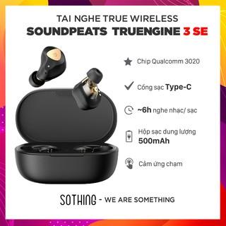 Tai Nghe True Wireless SOUNDPEATS Truengine 3 SE