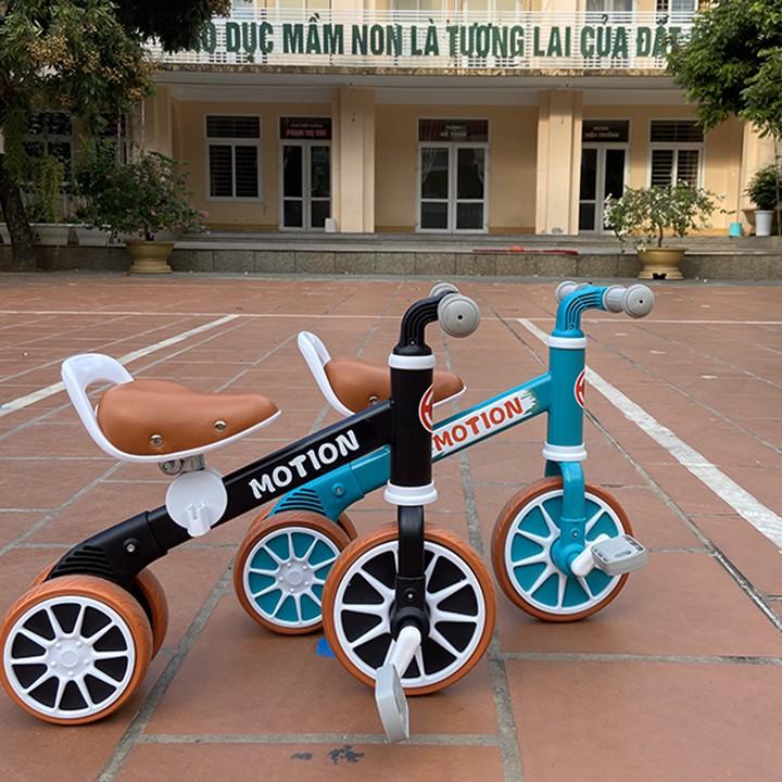 Chính hãng Xe thăng bằng kết hợp xe đạp Motion