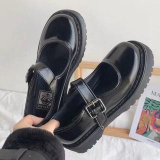(CÓ SẴN + Video, Ảnh thật) Giày lolita vintage ulzzang Giày Oxford thumbnail