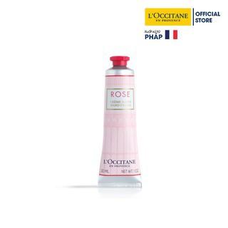 Kem dưỡng da tay hoa hồng L'Occitane Rose Hand Cream 30ml