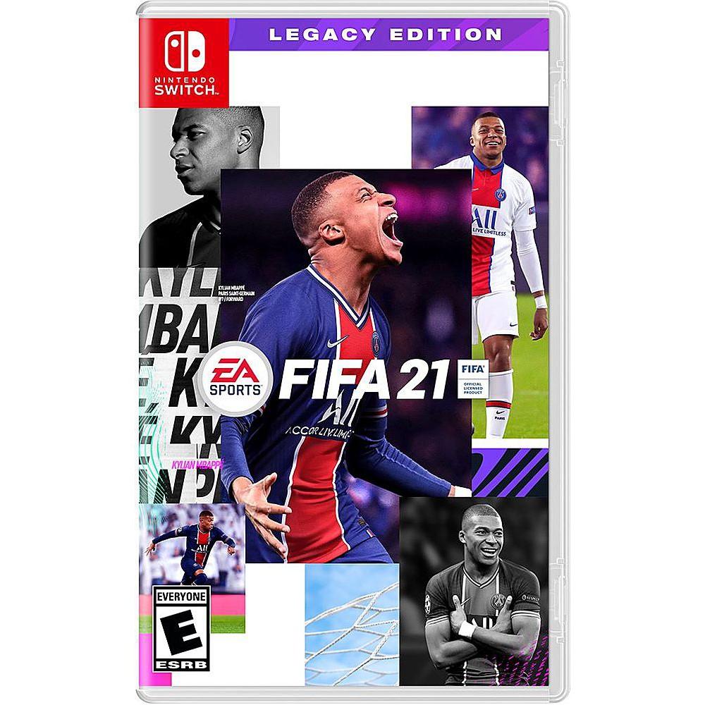 [US] Trò chơi FIFA 21 Legacy Edition – Nintendo Switch