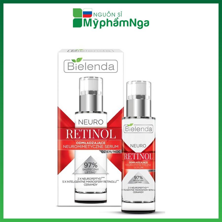 Serum Bielenda Neuro Retinol Neuromimetic Rejuvenating Serum Day Night - 30ml
