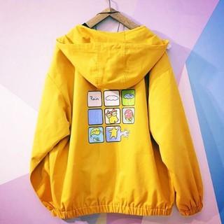 [HOT TREND] Áo khoác dù hàn quốc siêu xinh mã 87 (kèm ảnh thật)