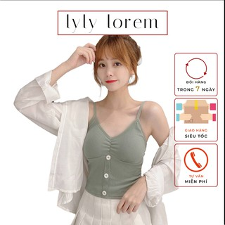 Áo bra nữ hai dây lylylorem BR17 thumbnail