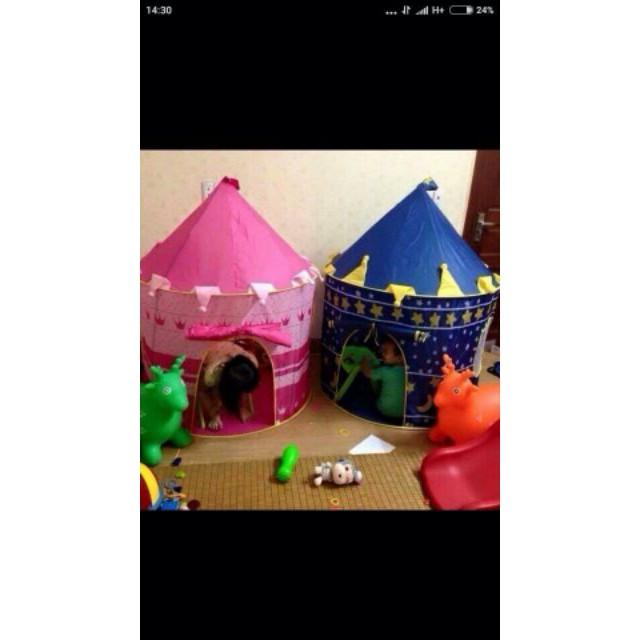 [Freeship] Lều bóng hoàng tử công chúa - Only'shop