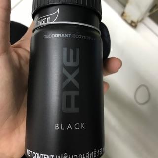 Xịt khử mùi AXE black 150ml