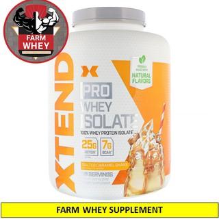 DEAL GIÁ SÔC – Xtend Pro Whey Isolate 2,3kg – Sữa đạm cho người tập thể thao